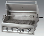 Click to view the close up of the 38 inch Z-Grill.